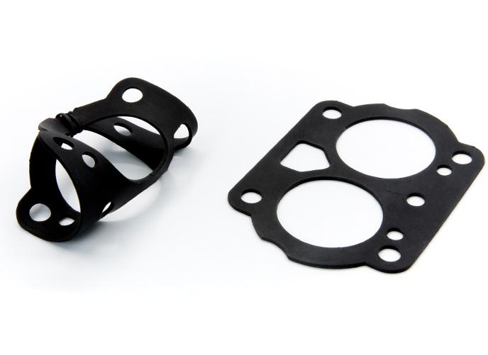 SLA 3D Printed Rubber Seal
