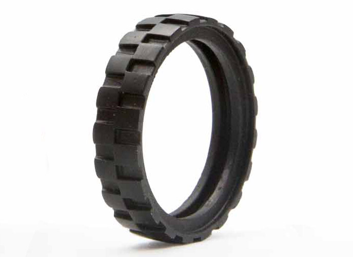 SLA 3D Printed Rubber Tyre