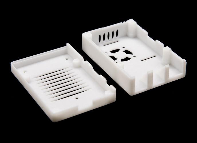 SLA enclosure Prototype 3D Printing
