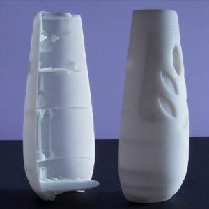 SLA Detailed Plastic 3D Printing Online